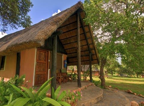 Sambia – Pioneer Lodge