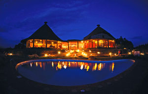 Tansania – Ngorongoro Sopa Lodge