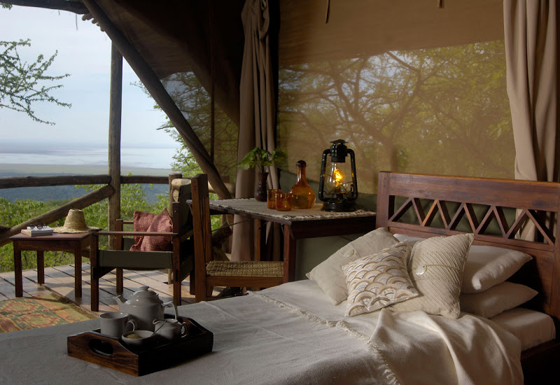Tansania – Mount Meru Game Lodge